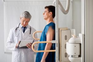 Радиационная безопасность пациентов и персонала при проведении рентгенологических исследований.