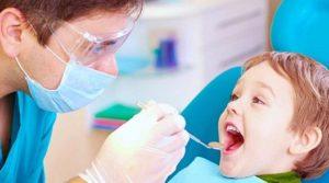 Общее усовершенствование Врач стоматолог детский