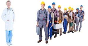 Охрана здоровья работников промышленных предприятий