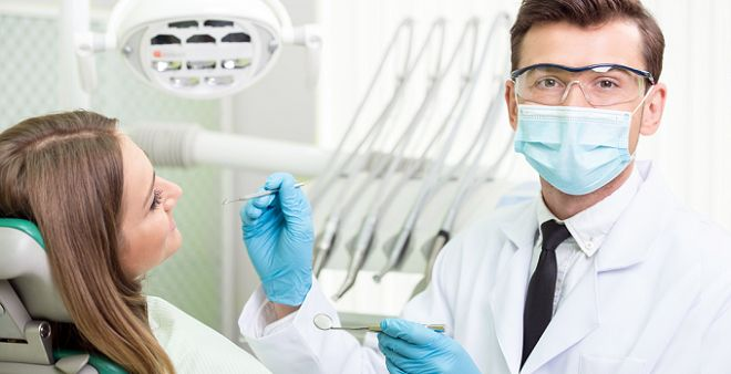 Стоматолог общей практики