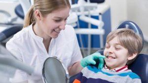 Травма зубов у детей и подростков